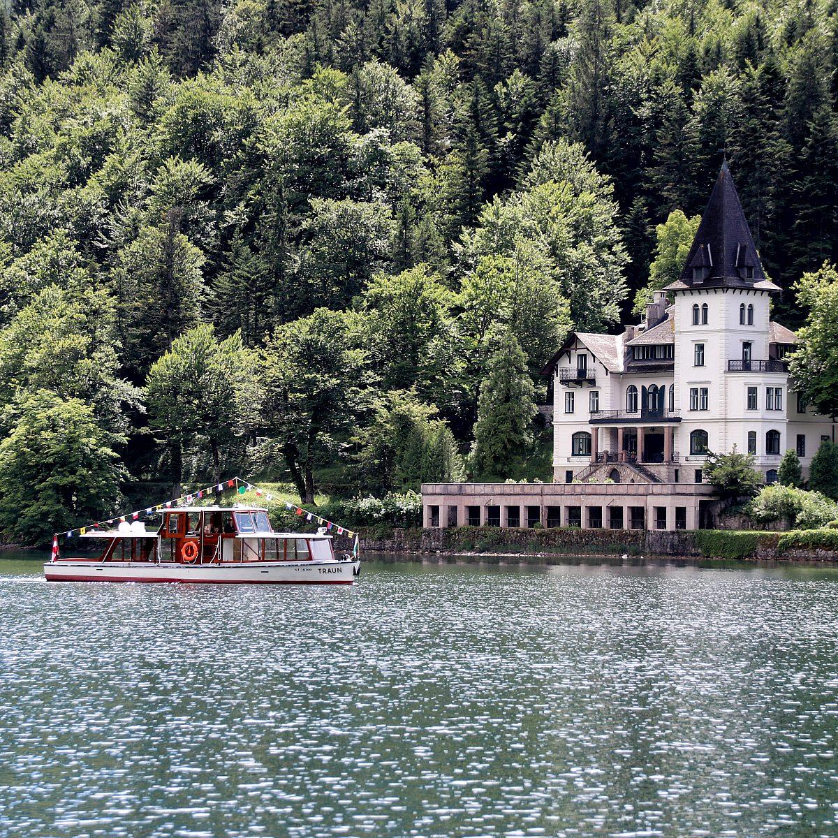 MS Traun - Villa Castiglioni