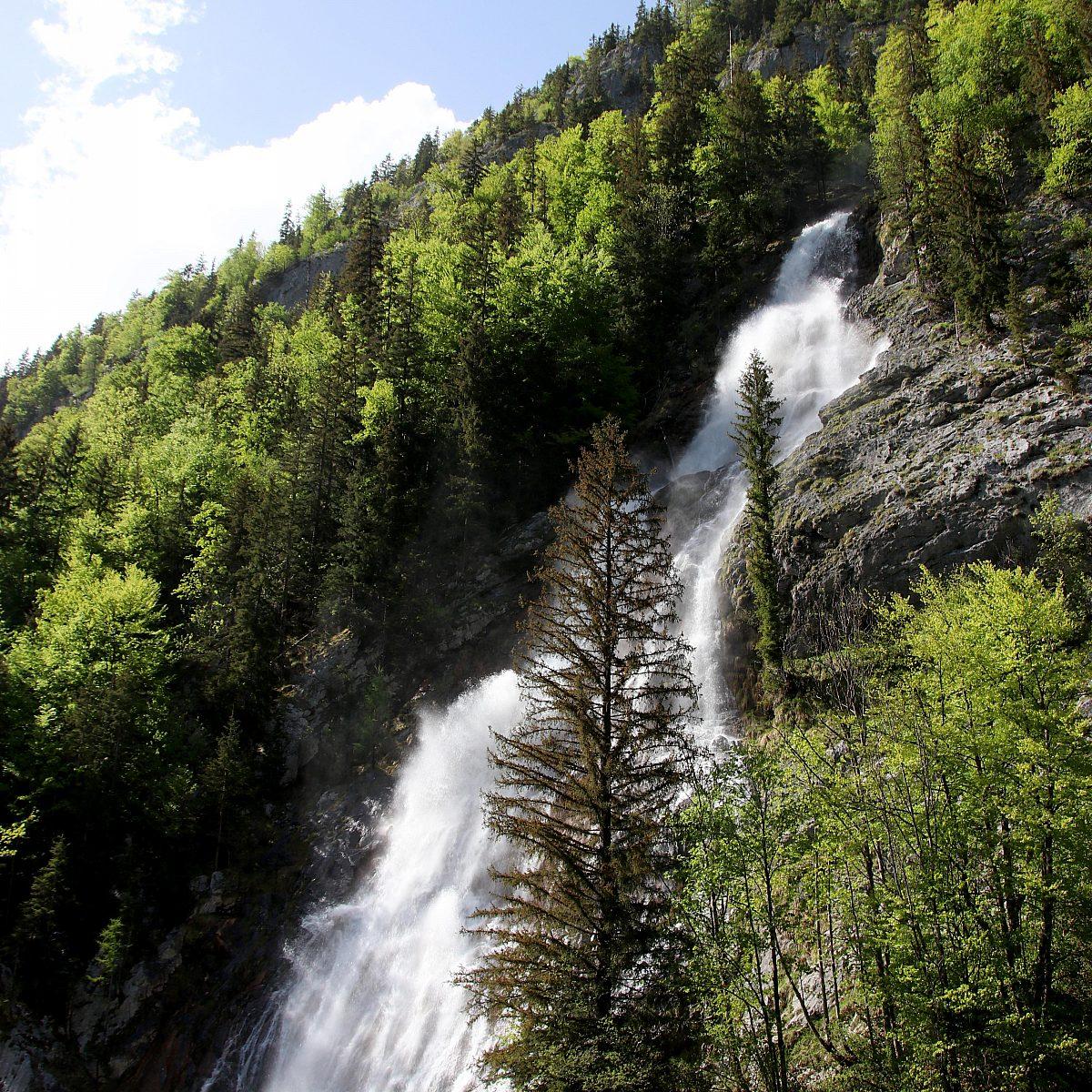 Toplitzsee wasserfall11 castrid eder