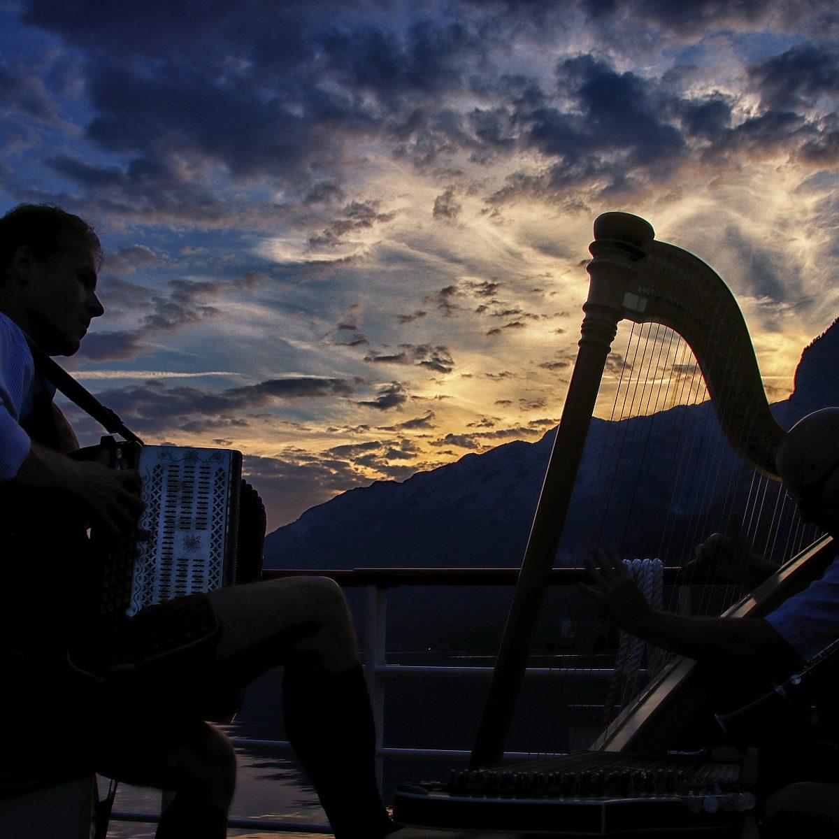 Musik an Bord
